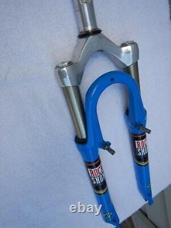 Rock Shox SID Shock Fork 8 Steerer 1 1/8 Shocks 1998 Vintage Mountain Bike 26