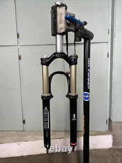 Rock Shox SID Team 120mm Travel Fork, 26 Wheels Disc/V Brakes, 7.25 1-1/8