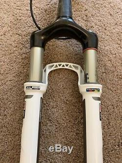 Rock Shox SID World Cup XX full carbon 80mm 29er suspension fork Remote Lockout