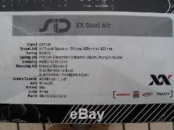 Rock Shox Sid XX Dual Air 120