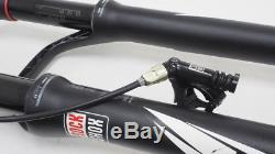 Rock Shox Sid XX Solo Air 2017 MTB Fork Remote Lockout 15x100 Tapered