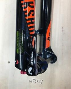 Rock Shox Sid XX World Cup 27.5 15x100 non-Boost Full Carbon Crown/Steerer