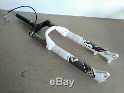 Rock Shox Sid XX World Cup Blackbox Carbon, X-Loc remote, 26 straight tube