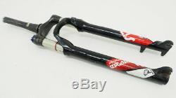 RockShox 2012SID World Cup 29 Brain Fork Tapered Steerer 80mm Travel (Black)