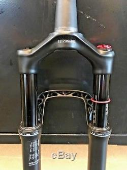 RockShox SID 100mm 29 with Brain Fade Solo Air Boost 42mm Offset