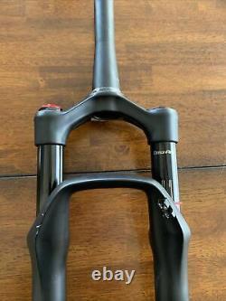 RockShox SID Brain 29, Solo Air bottom adjustment, 51m offset 15x110mm thru-axle