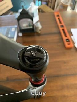 RockShox SID Brain 29, Solo Air bottom adjustment, 51mm offset15x110mm thru-axle