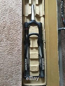 RockShox SID MTB Fork 27.5 120mm Tapered 15x100 Axle (Hard To Find) Super Light