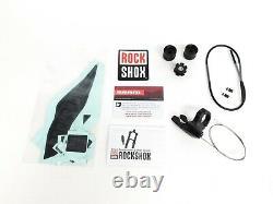 RockShox SID RLC Remote Solo Air MTB XC Fork 29 15x100 120mm Travel Black #3608