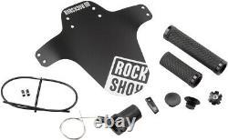 RockShox SID SL Ultimate Race Day Fork 29 100mm 15 x 110 mm BLK Remote