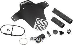 RockShox SID SL Ultimate Race Day Fork 29 100mm 15x110mm 44mm Offset Blk Remote