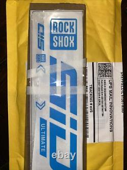 RockShox SID Select+ 29 120mm, Charger 2 RL damper, Debon air, 15x110, 44mm OS