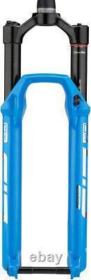 RockShox SID Ultimate Race Day Fork 29, 120 mm, 15 x 110 mm, Blue, Remote