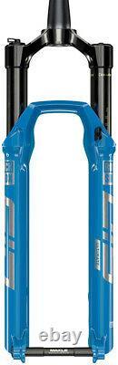 RockShox SID Ultimate Race Day Suspension Fork 29 120mm 15x110mm 44mm Gloss Blue