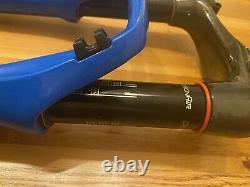 RockShox SID World Cup 29 Carbon Crown 100mm Boost Blue 2020