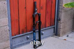 RockShox SID World Cup 29 Fork Carbon Steerer\Crown 120mm Charger damper