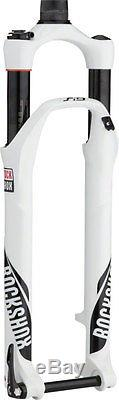 RockShox SID World Cup Fork 29, 100mm, 15x100mm Remote Tapered Carbon B1 White