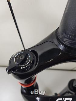 RockShox SID World Cup Tapered Bike Carbon Fork 27.5 100mm SOLO Air 650b