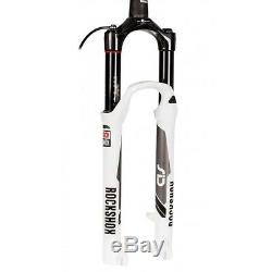 RockShox SID XX World Cup 29 Fork 100mm Solo Air Tapered 9QR Offset 51mm White