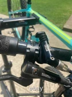 RockShox SID XX World Cup Mountain Bike Carbon Fork 29 100mm nonboost