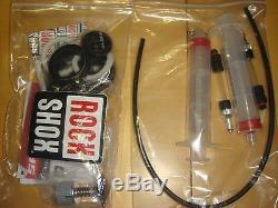 RockShox SID XX World Cup Solo Air XLoc 26 Fork 100mm Tapered 9QR MY15