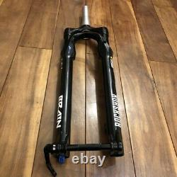RockShox Sid 29 Brain Solo Air 100×15 from Japan sport leisure bicycle parts