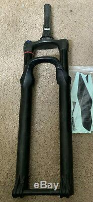 RockShox Sid World Cup Specialized Brain Fork, 29er, 100mm Blackbox Carbon Crown