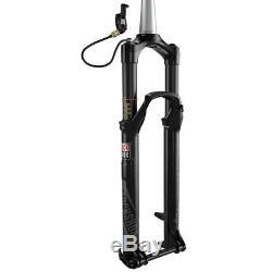 RockShox Sid XX Solo Air 100 Suspension Bicycle Fork with MaxleLite15