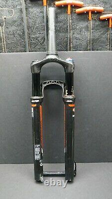 Rockshok SID Brain 90mm 29 Fork Black Box Carbon 15 x 100mm Non-Boost