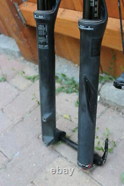 Rockshox SID 29 Carbon Mountain Bike Suspension Fork 100mm withPoplock World Cup