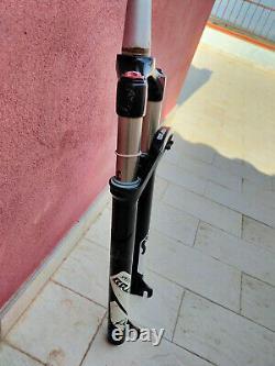 Rockshox SID Brain 29 Fork 100mm Tapered 1 1/8-1 1/2 Carbon 15x100mm QR MTB