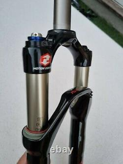Rockshox SID Race 26 Forks 9QR 80mm Travel Lockout Bar Lever Great Condition