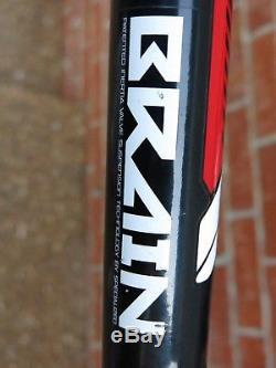 Rockshox SID Specialized 29 WC BRAIN Fork S-WORKS Carbon Steerer 100mm