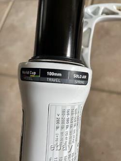 Rockshox SID World Cup 29er 100mm, 15x100, 46mm Offset