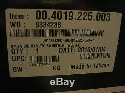 Rockshox SID XX Solo Air 27.5'' fork black MY16 100mm 9QR XLoc remote Tapered