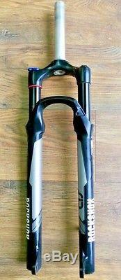 Rockshox Sid 29 Solo Air RLT MTB Fork 9mm QR VGC 1/8th steerer +1/1.5 adaptor