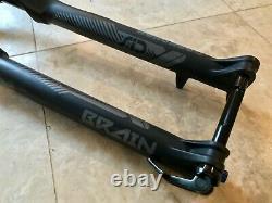 Rockshox Sid Brain 29 Fork 90mm Solo Air (100 X 15) Tapered Bike Ultimate