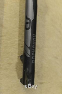 Rockshox Sid World Cup Brain 29er 100mm Tapered Carbon Steerer Fork QR