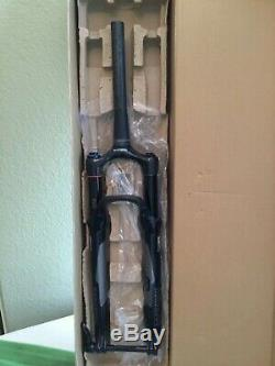 Rockshox Sid World Cup Carbon tapered steer 15x100mm axle