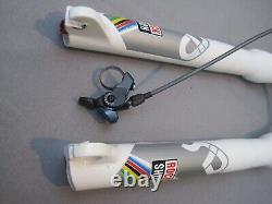 Rockshox Sid World Cup Dual Air Mtb Front Suspension Fork Carbon, 26, Xc, Trail, Bb