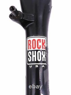 Rockshox Sid XC Mountain Bike Fork 26 9x100mm 110mm Travel 1-1/8