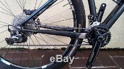 Rocky Mountain Vertex 970 Size M 2014 full carbon Rockshox SID