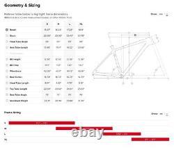 Santa Cruz Highball 27.5 Carbon CC Frame and RockShox SID with XLOCRemote (Large)