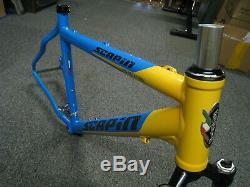 Scapin Koyoto 2007 18 Bike Frame with Rock Shox SID Fork