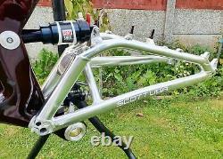 Scott Strike G-Zero Pro Carbon 20 Frame / Rockshox SID XC Shock Rare DH FR Bike
