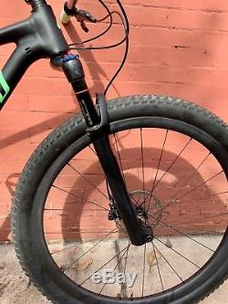 Specialized Chisel Medium RockShox Sid WC Brain Sram Eagle XO1 Carbon Wheels