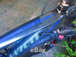 Specialized Epic Expert 29er Carbon Fiber, FOX brain SID rock Shox