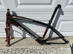 Specialized expert carbon frame rock shox sid race fork for 26er 26 inch (7746)