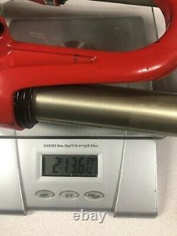 Superb 26 RockShox Sid XC Fork, C3 Adjust Dual Air 63mm, 1-1/8 Steerer, 9mm QR