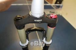 TAKE OFF 2014 Rock Shox SID Brain 29er QR 100mm Travel Fork-Black